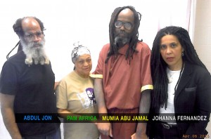 Tues. April 7th: Demand Mumia See a Diabetes Specialist!