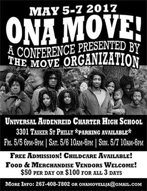 MOVE Conference, May 5-7, 2017