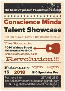 Conscience Mind Talent Showcase