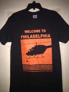 Welcome to Philadelphia T-Shirt