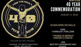 MOVE 9 40 Year Commemoration