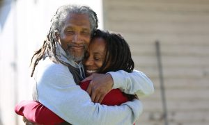 'I'm ecstatic': black liberation prisoner Mike Africa Sr released after 40 years