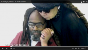 """Mumia Is Dying In Prison/He Needs Us Now"" Video — Watch!!"