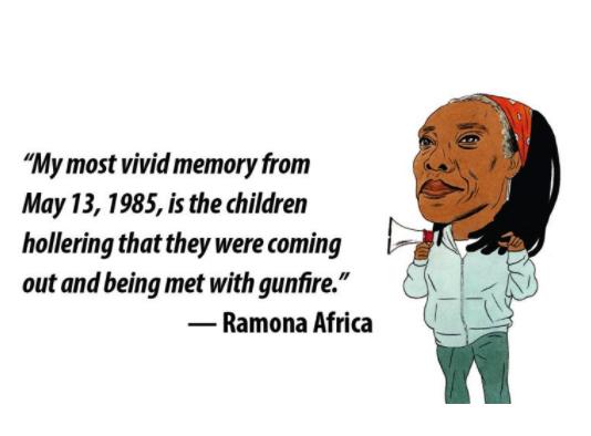 Ramona remembers...