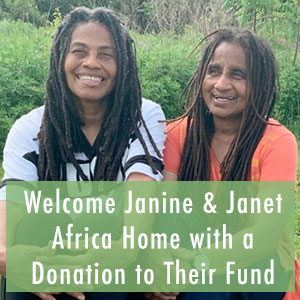 Janine and Janet Africa