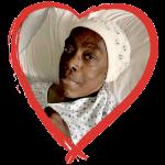 Ramona Africa in hospital