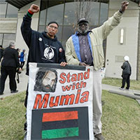 Fri. April 10th: Emergency Demo & Meeting for Mumia in NYC!!