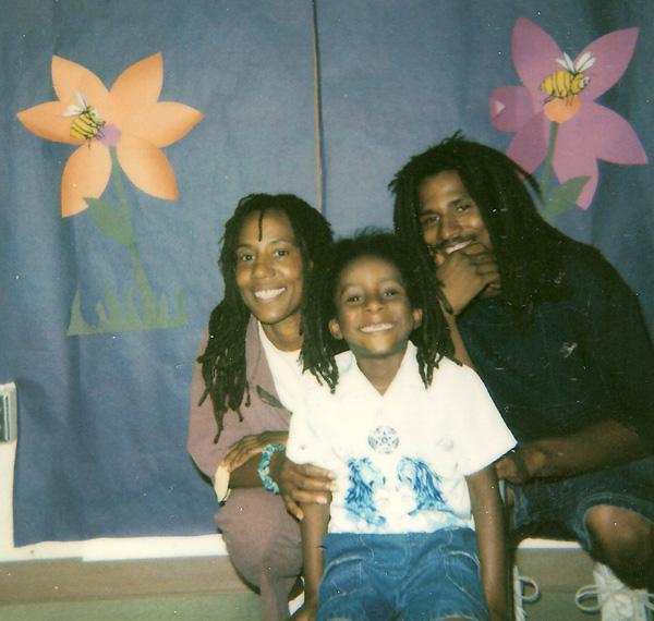 Debbie Africa, Grandson & Mike Africa Jr
